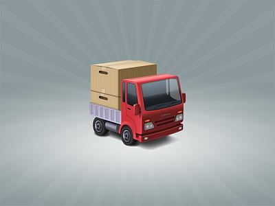Resellers reseller resellers lorry truck car box cardboard