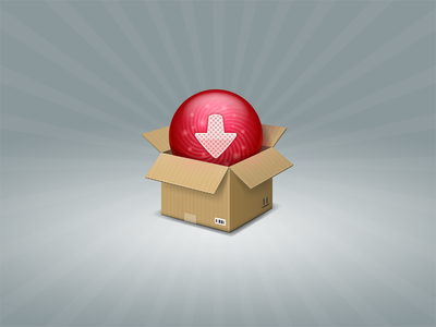 Download download sphere ball box cardboard arrow buy receiving