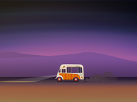 History of the Ice Cream Van history van ice desert night history of the van ice cream