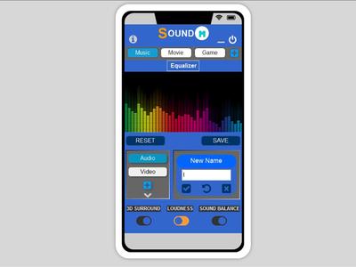 Sound Manager App