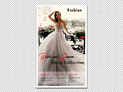 Bride Brochure