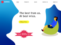 Humming Headphone Website