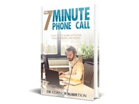 The 7 Minute Phone Call book cover