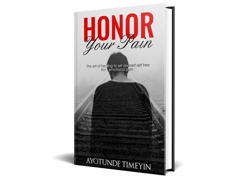 HONOR YOUR PAIN Book cover