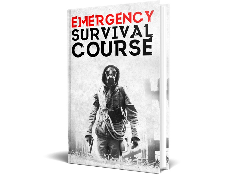 Emergency Survival Course Book cover