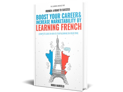 Boost Your Career Increase Marketability by Learning French killer kill war vector flat depression illustration design cover design cover book french