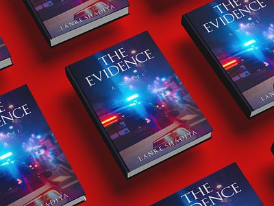 The Evidence Novel cover diet killer kill war flat vector depression illustration design cover design cover book