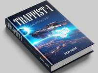 Trappist-1: Salvation Ship Cover