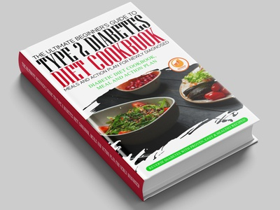Type 2 Diabetes Diet Cookbook Cover
