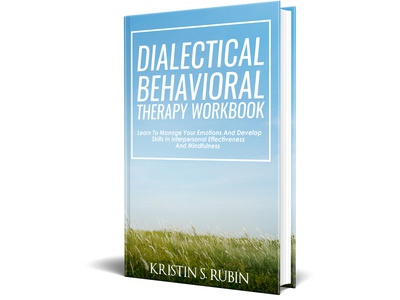 Dialectical Behavior Therapy Work Book Book cover