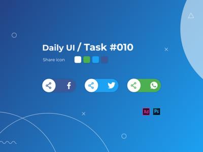 Daily UI Challenge Task 010