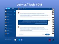 Daily UI Challenge Task 013