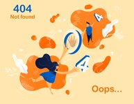 Oops.. 404 Page Not Found