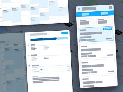 Streamlining a Field Workforce field service management scheduling web app android mobile app case study vaporware streamline