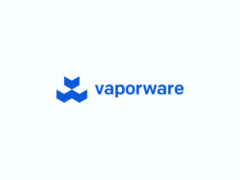 Vaporware® Logo Refinement