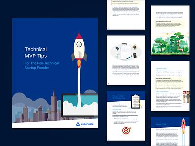 Technical MVP Tips – Ebook mvp figma whitepaper ebook