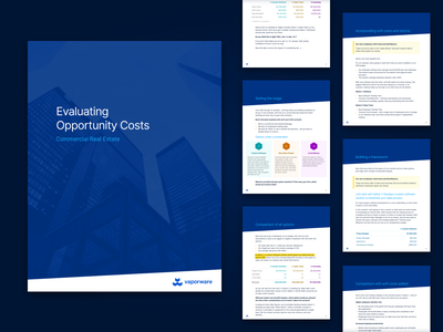 Evaluating Opportunity Cost – Ebook figma whitepaper ebook