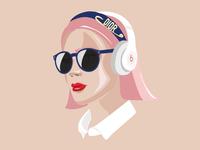 Beats girl (II)