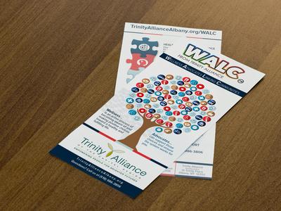 WALC Rack Card