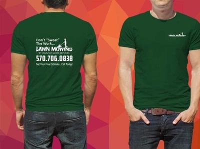 Mowing Company T-Shirt