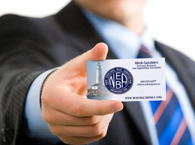 NEBA Business Cards