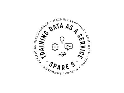 Training Data Sticker