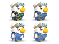 Mascot design supplement