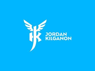 Jordan Kilganon basketball dunk icon apparel logo koma