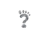? Foot Mark