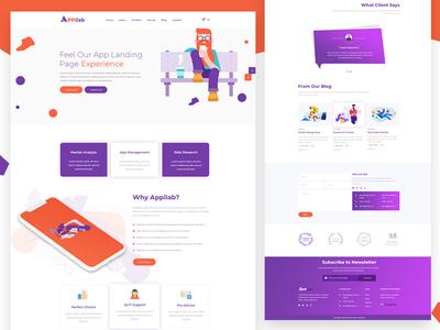 Appillab Web Design.