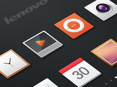 Lenovo-ICON chouchen icon