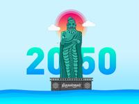 Thiruvalluvar 2050