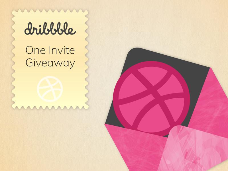 dribbble invite giveaway invitation giveaway dribbble invite