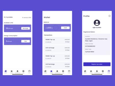 Power-up concept app