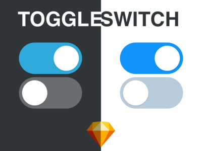 Toggle Switch / Button