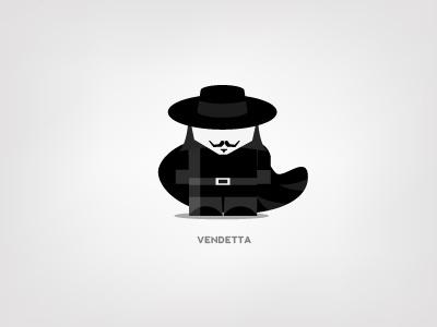 Mini Superheroes: Vendetta vendetta brohouse character design digital art illustration the avengers characters horia oane