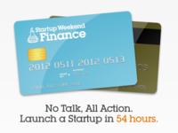 Startup Weekend Finance