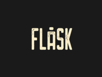 Flask Wordmark