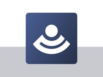 Customer Helpdesk logo concept