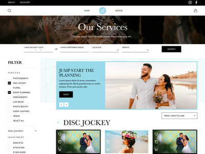 Bellagala shopify store website design web design shopify website web ui ux design