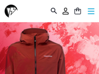 Homeschool Outerwear Homepage (Mobile)