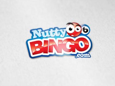 Logo for NuttyBingo.com