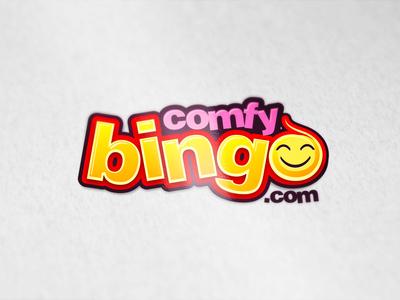 Logo for Comfy Bingo