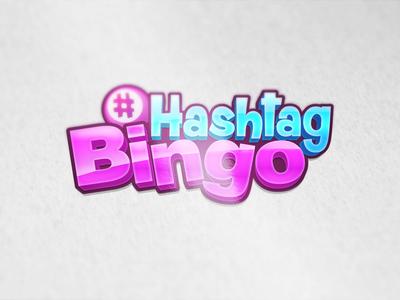 Hashtag Bingo logo
