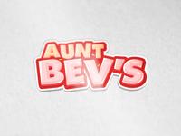 Aunt Bevs logo
