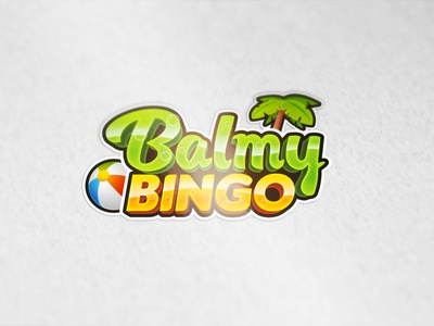 Balmy Bingo logo