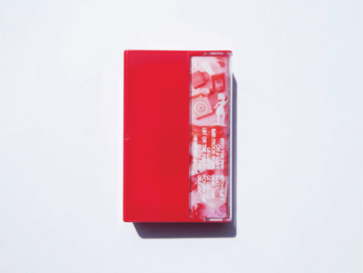 Dramathan Cassette - back