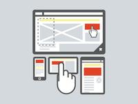 The amazing responsive web