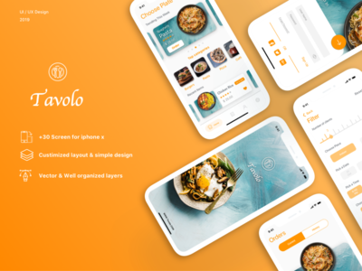 tavolo app - book a table