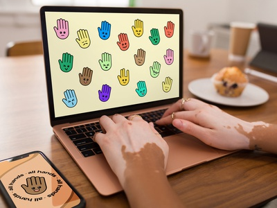 All the colorful hands hands playoffs illustration colorful inclusivity community